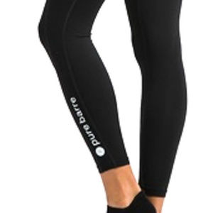 NWT 2XU Pure Barre Fitness Compression Tights, XS